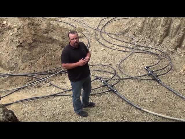 Horizontal Closed Loop System - Ultra Geothermal, Inc. - Barrington, NH