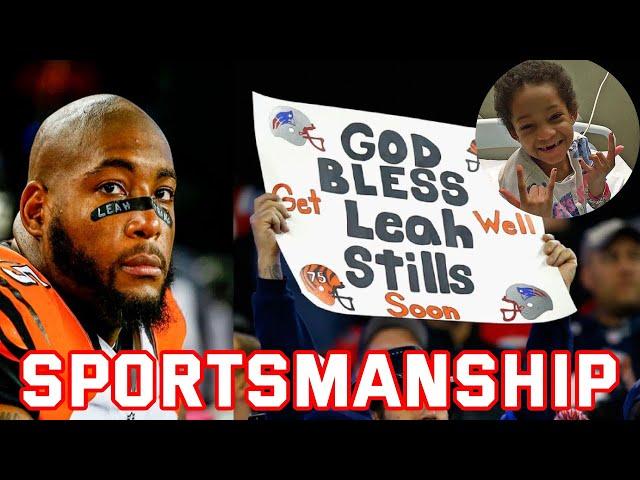 NFL Good Sportsmanship and Respect | NFL
