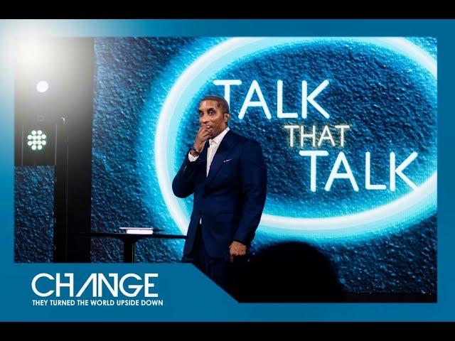 Talk That Talk   I Said So   Dr. Dharius Daniels