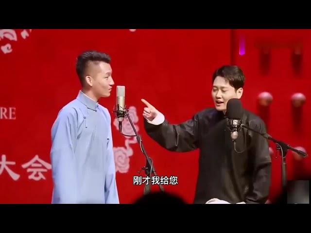 """德云社/刘筱亭在七队有多""""霍霍"""",逼疯九泰,霍霍孟鹤堂!!😂😂"""