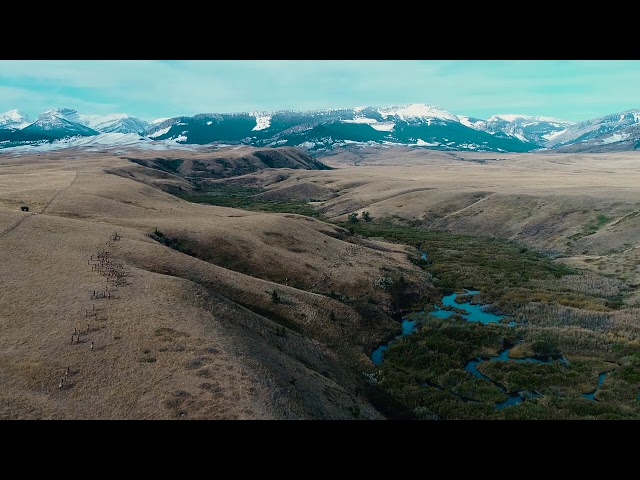 Montana Ranch Property - SOLD - 42,215 Total Acre Ranch sold near Augusta, Montana