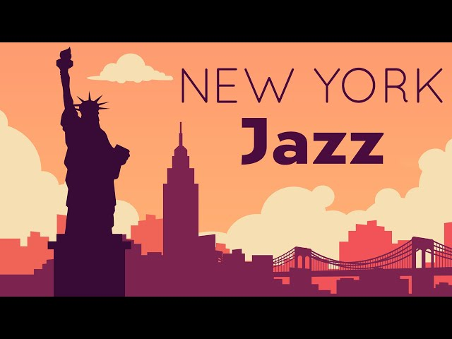 Relax Music - New York JAZZ - Relaxing Lounge Bar Instrumental