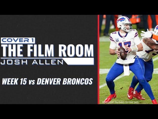 Bills vs. Broncos: Aggressive Josh Allen, is the best Josh Allen