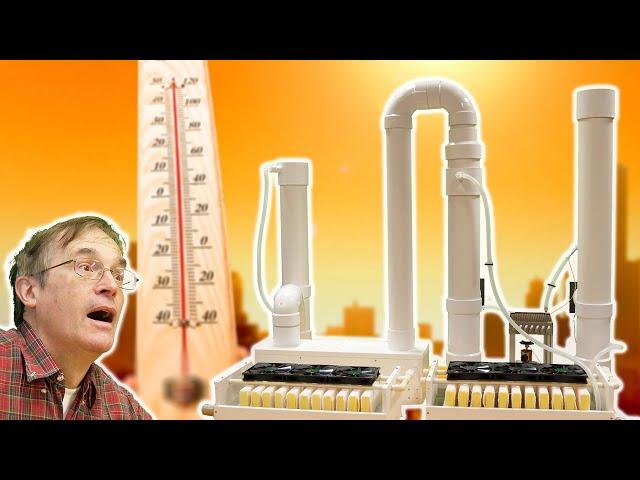 Revolutionary Air Conditioner!