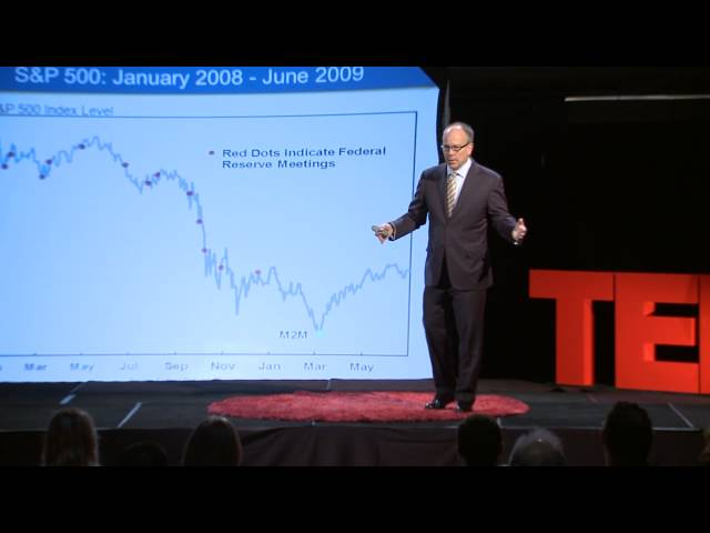 The real truth about the 2008 financial crisis   Brian S. Wesbury   TEDxCountyLineRoad