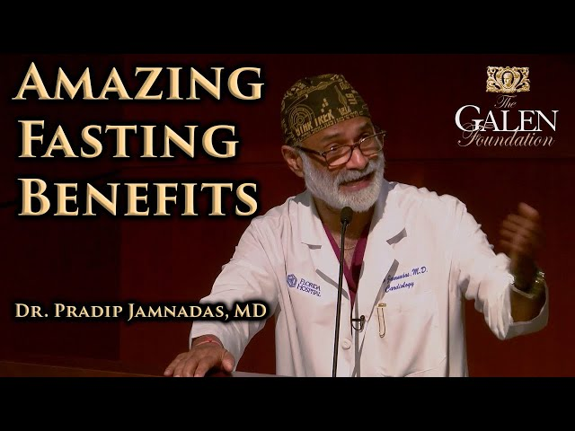 Fasting For Survival Lecture by Dr Pradip Jamnadas