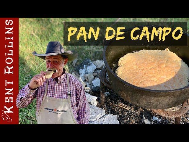 Pan de Campo   Cowboy Bread