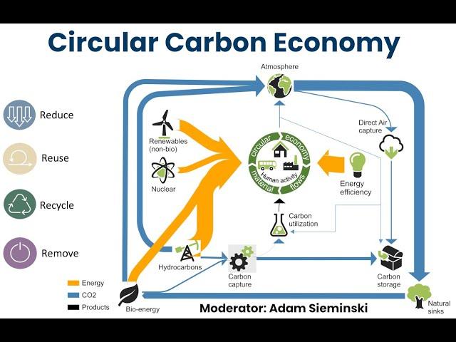 IAEE Webinar: Circular Carbon Economy