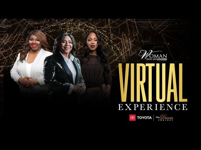 Girl Talk!   Mrs. Serita Jakes, Pastor Cora Jakes Coleman, & Pastor Sarah Jakes Roberts