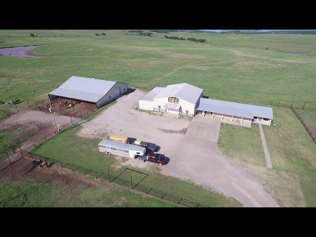 Double S Ranch in Oklahoma for Sale