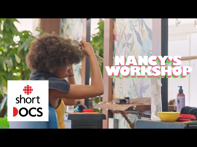 Natural hair struggles? Not anymore for these young girls   Nancy's Workshop