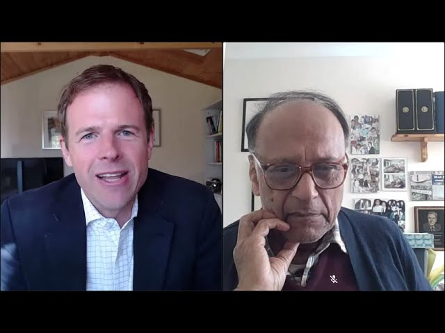 "Sir Partha Dasgupta & Cameron Hepburn in conversation: ""The Economics of Biodiversity Review"""