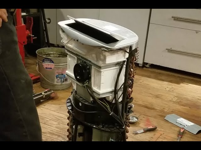 Can I fix it? Portable Air Conditioner Repair (spoiler: Yes, I can!)