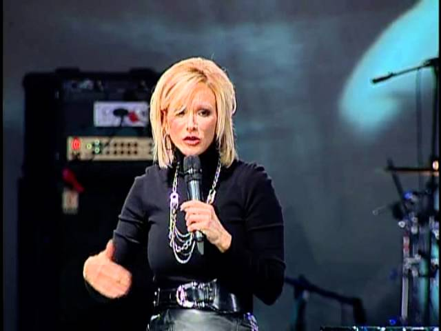 """'' Breaking Ungodly Soul Ties """"--  Pastor Paula White-Cain"""