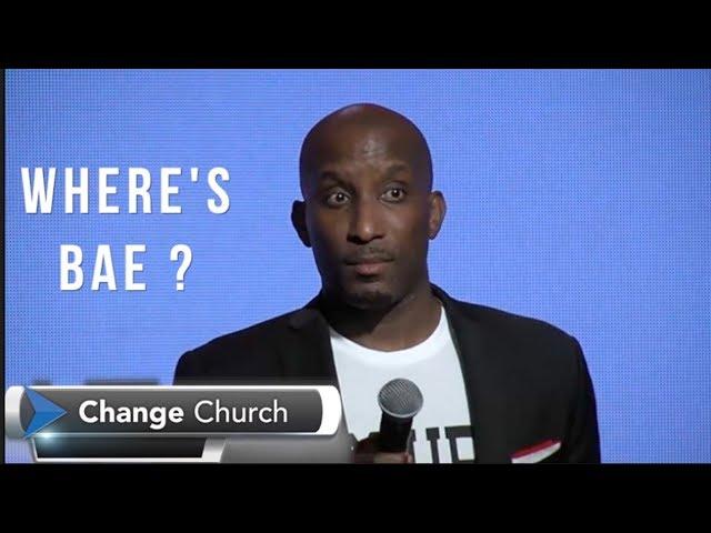 Where's Bae? | Dr. Dharius Daniels