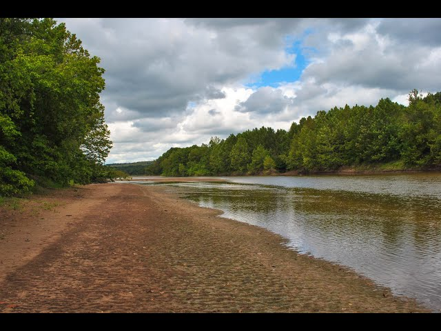 Canadian River Ranch - Your Chance to Own One of the Last Large Oklahoma Ranches