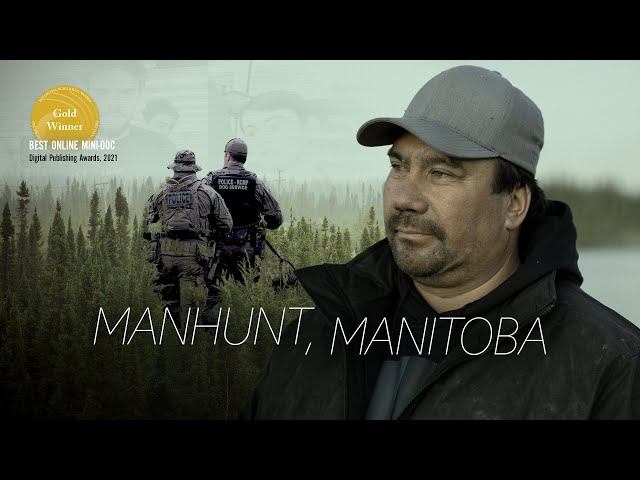 Manhunt, Manitoba: Two fugitives and the Cree trapper who helped close the case
