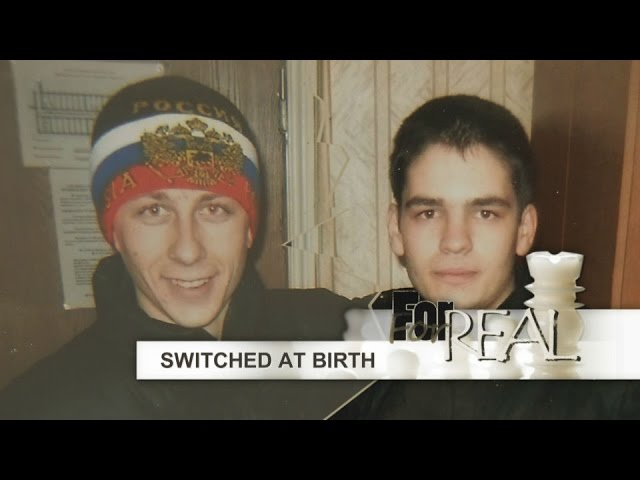 Switched At Birth: Story of two children switched at maternity hospital by mistake