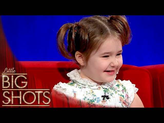 4 Year Old Speaks 7 Languages!! 🤯 @Best Little Big Shots