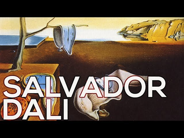 Salvador Dali: A collection of 933 works (HD)
