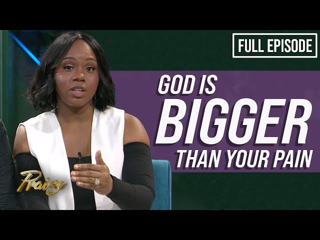 Sarah Jakes Roberts: Trusting God Through Disappointment (Full Teaching) | Praise on TBN