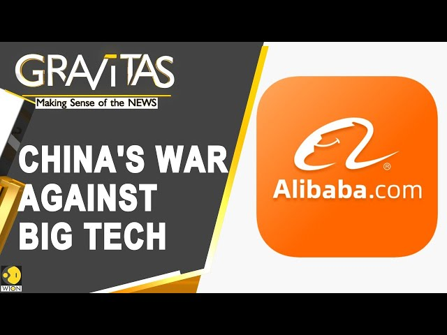 Gravitas: Why is China fighting its homegrown big tech companies?