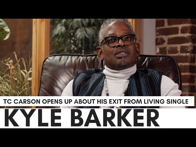 """TC Carson Reveals He Was Fired From 'Living Single': """"We Were Getting Less Than"""""""