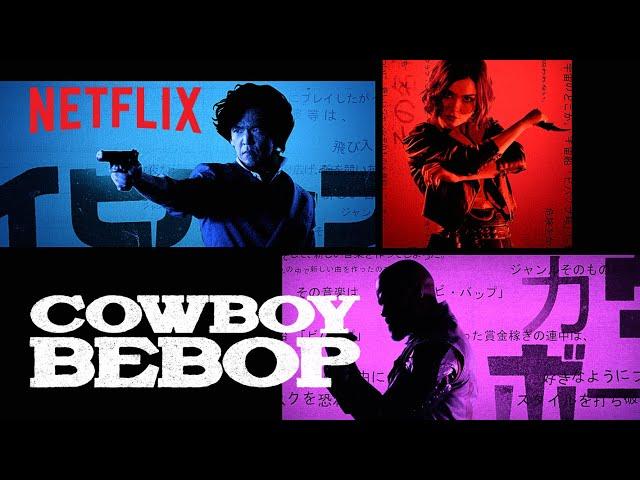 Cowboy Bebop | Opening Credits | Netflix