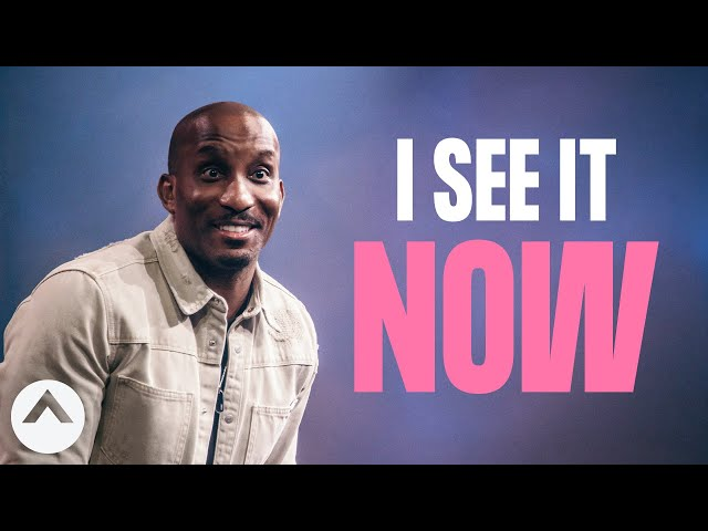 I See It Now | Pastor Dharius Daniels | Elevation Church