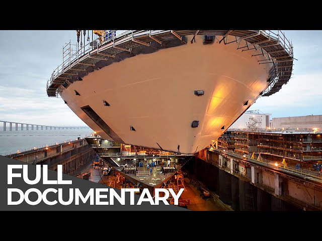 Extreme Constructions: The Meraviglia Cruise Ship   Free Documentary