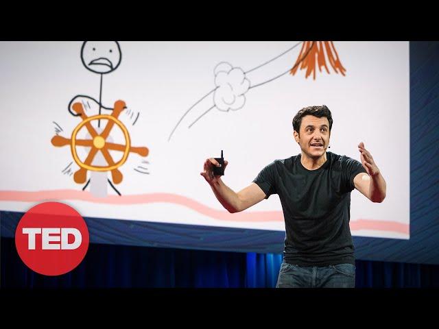 Inside the mind of a master procrastinator | Tim Urban