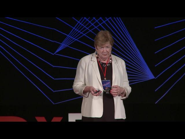 The life and death theatre of espionage    Jonna Mendez   TEDxBermuda