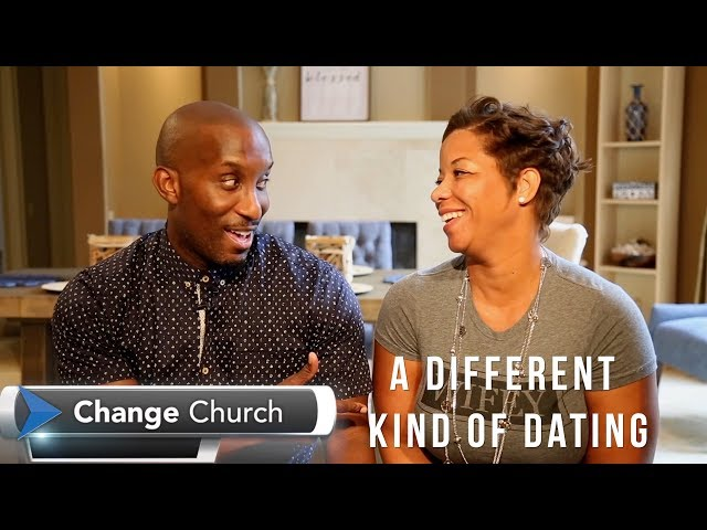 A Different Kind Of Dating | Dr. Dharius Daniels
