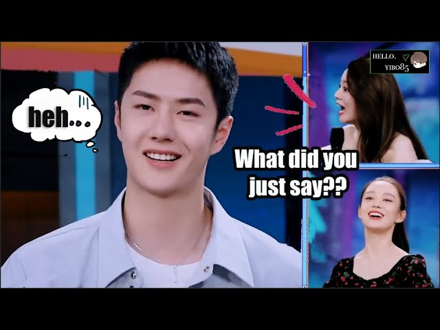 [ENG SUB] Wang Yibo's 王一博 Savage Answers to Dating Questions