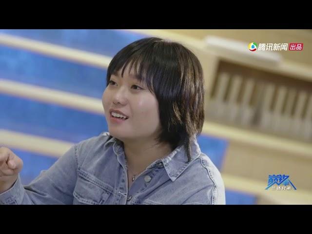 李雪琴《巔峰》精選CUT 騰訊新聞 何潤鋒專訪李雪琴