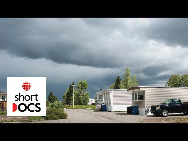 The city wants to evict them from their mobile homes. But they're fighting back.   Eviction Notice