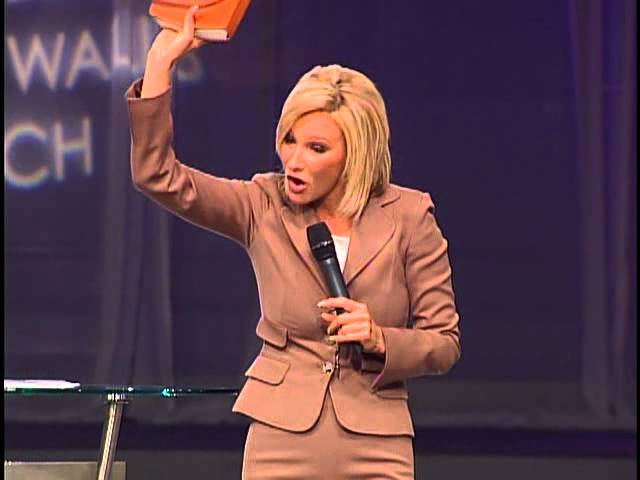 """""""Power of Thoughts'' - Pastor Paula White-Cain"""