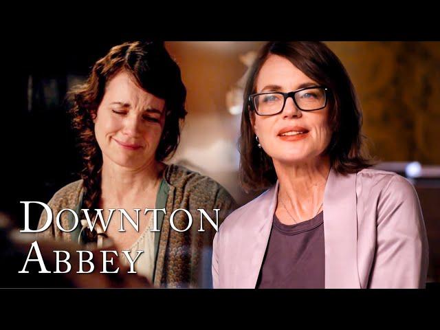 Elizabeth McGovern as Cora Crawley   Downton Abbey