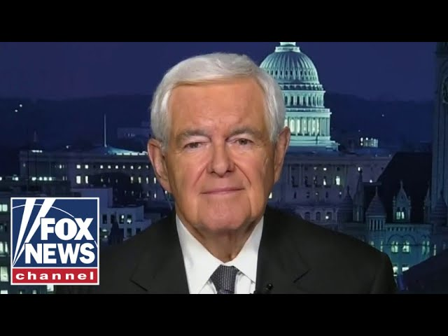 Newt Gingrich: Biden is rejecting reality