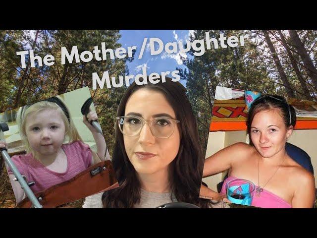 The DOUBLE MURDERS of Karlie Pearce-Stevenson and Khandalyce Pearce - Australian True Crime