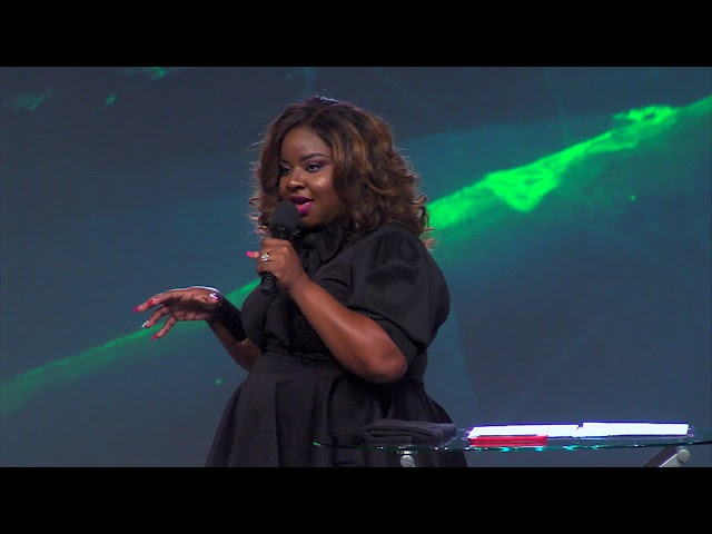 """""""Call Out the Bones!"""" - Pastor Cora Jakes Coleman"""