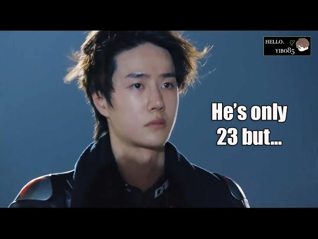 [ENG SUB] Do you know all the hardships that Wang Yibo 王一博 has been through?