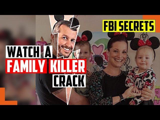 Watch These FBI Interrogation Tactics Crack Chris Watts, Family Murderer, Into Finally Confessing