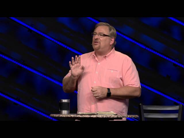 Learn How Hope Is Your Anchor with Rick Warren