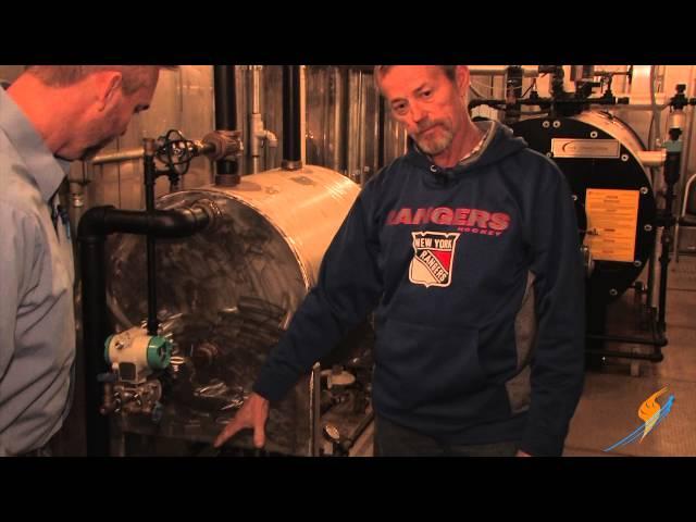 Daily Steam Boiler Maintenance in the Boiler Room - Boiling Point