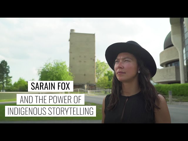 Sarain Fox and the Power of Indigenous Storytelling