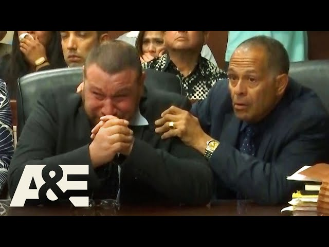 Court Cam: Crowd Cheers for Wrongfully Convicted Man Found NOT Guilty (Season 1) | A&E
