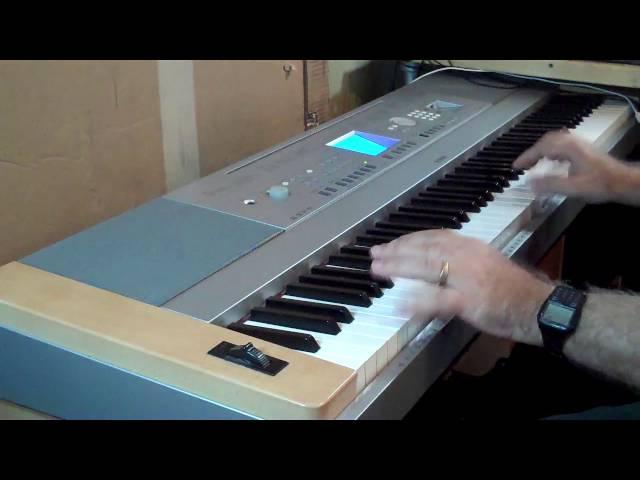 I'll Fly Away Southern Gospel on Piano
