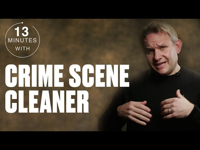 The Man Who Cleans Up Murder Scenes | Minutes With | UNILAD | @LADbible TV