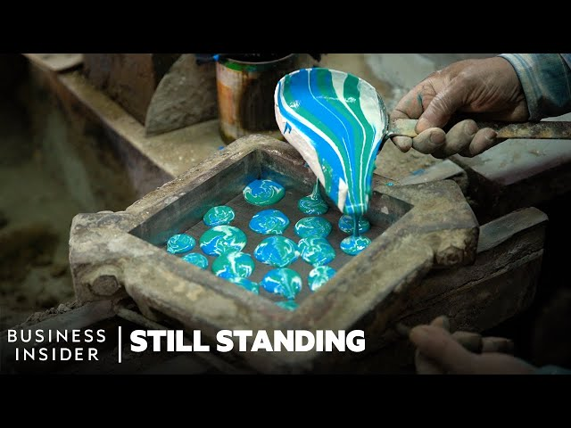 How One Man In Egypt Is Keeping This 200-Year-Old Tile Tradition Alive | Still Standing